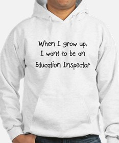 When I grow up I want to be an Education Inspector