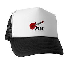 Guitar - Wade Trucker Hat