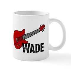 Guitar - Wade Mug