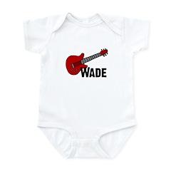 Guitar - Wade Infant Bodysuit