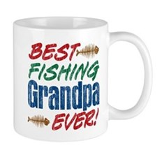 Best Fishing Grandpa Ever! Mug