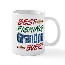 Best Fishing Grandpa Ever! Mug