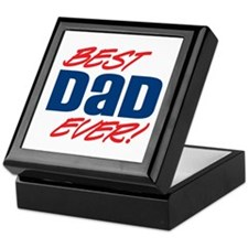 Best Dad Ever! Keepsake Box
