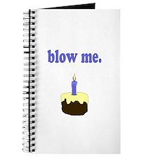 Blow Me Journal