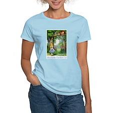 Alice & the Cheshire Cat T-Shirt