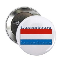 Luxembourg Flag Button