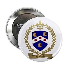 BAUDOIN Family Crest Button
