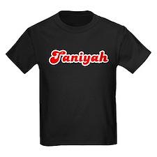 Retro Taniyah (Red) T
