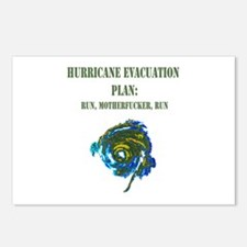 Hurricane Evacuation Postcards (Package of 8)