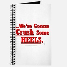 Crush Some Heels (Red) Journal