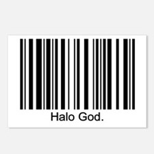 Halo God Postcards (Package of 8)