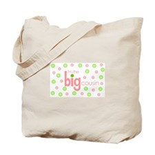 big cousin t-shirt Tote Bag