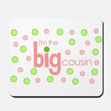 big cousin t-shirt Mousepad