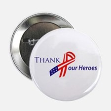 "Thank Our Heroes 2.25"" Button"