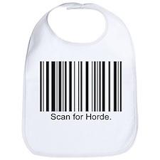 Scan for Horde Bib
