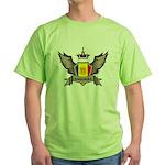 Andorra Emblem Green T-Shirt