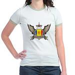 Andorra Emblem Jr. Ringer T-Shirt