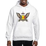 Andorra Emblem Hooded Sweatshirt