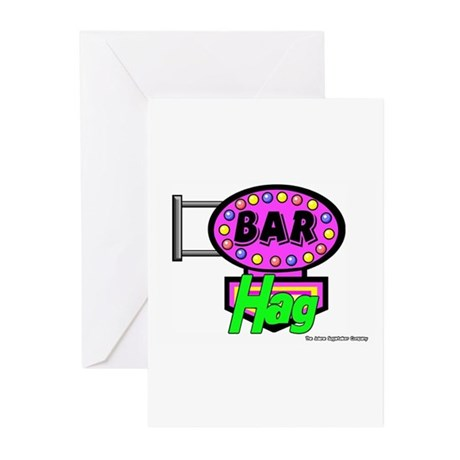 Bar Hag Greeting Cards (Pk of 10)