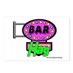 Bar Hag Postcards (Package of 8)