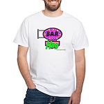 Bar Hag White T-Shirt