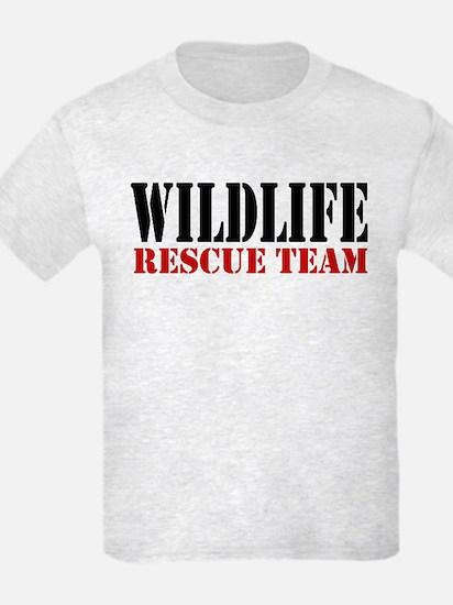 Wildlife Rescue Team T-Shirt