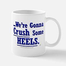 Crush Some Heels (Navy) Mug