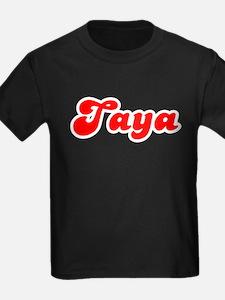 Retro Taya (Red) T