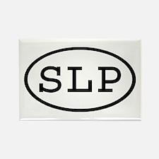SLP Oval Rectangle Magnet