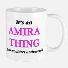 It's an Amira thing, you wouldn't und Mugs