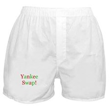 Funny Swapping Boxer Shorts