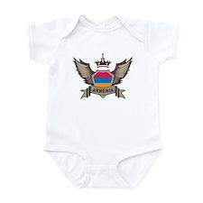 Armenia Emblem Infant Bodysuit