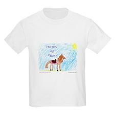 Horses for Obama T-Shirt