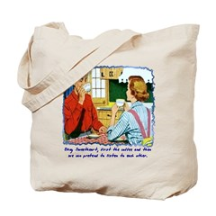 Coffee First - Tote Bag