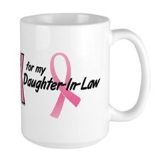 I Wear Pink For My Daughter-In-Law 10 Mug