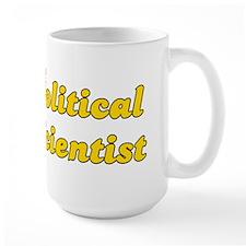 Retro Political s.. (Gold) Mug