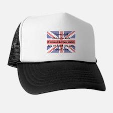 We've not afraid Trucker Hat