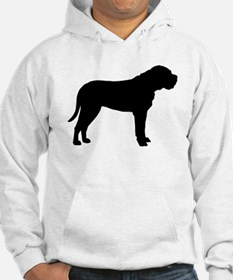 Bullmastiff Dog Breed Jumper Hoody