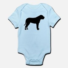 Bullmastiff Dog Breed Infant Bodysuit