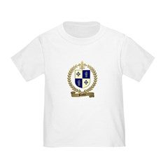 BAUDRY Family Crest T