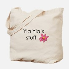 Yia Yia's Tote Bag