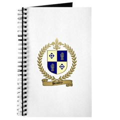 BEAUDRY Family Crest Journal