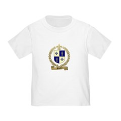 BEAUDRY Family Crest T
