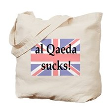 al Qaeda sucks Tote Bag