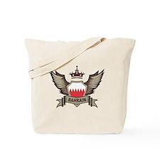 Bahrain Emblem Tote Bag