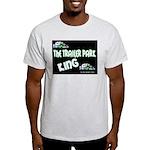 The Trailer Park King Ash Grey T-Shirt