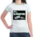 The Trailer Park King Jr. Ringer T-Shirt