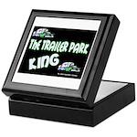 The Trailer Park King Keepsake Box