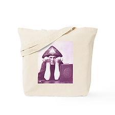 Aleister Crowley Tote Bag