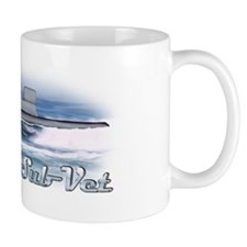 Retired Sub Vet Diesel 2 Mug